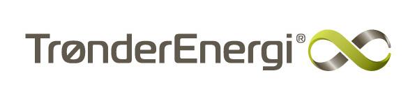 Trønderenergi logo
